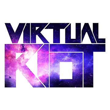 Virtual Riot Space by TheDarkKRONOS