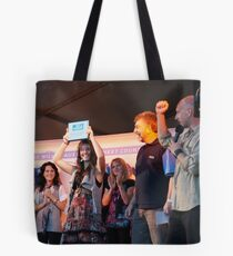 Cairns Heat - Telstra Road to Tamworth Tote Bag