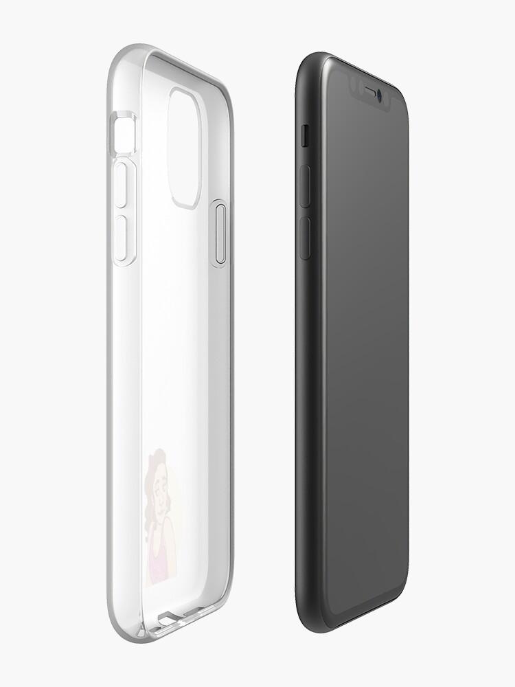 coque dsquared iphone 6 , Coque iPhone «Jenna Rolan Gucci Fille», par JakesJuice