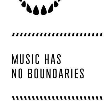 Jaus Music Have No boundaries by TheDarkKRONOS