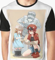 Cute cells Graphic T-Shirt
