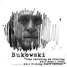 BUKOWSKI - Head by The Aloof