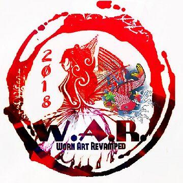war logo fish by LAMaihi