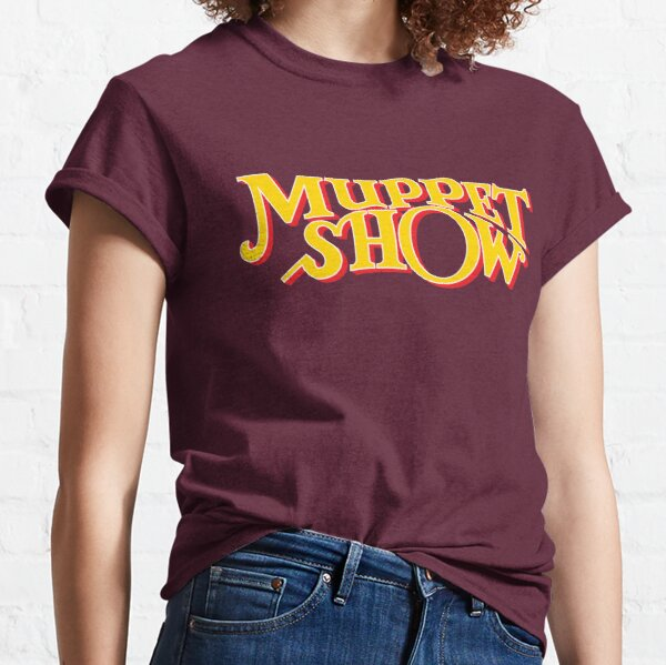 The Muppet Show Logo Classic T-Shirt