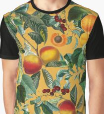 Floral and Fruit pattern II Graphic T-Shirt