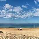 Nobbys beach, Newcastle by Throwing  Buckets Magazine