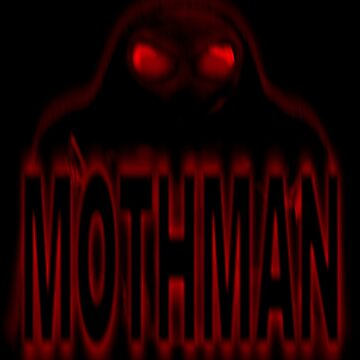 MOTHMAN by PapaSquatch