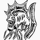Reef warrior certainty  by markdalderup