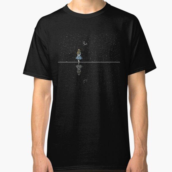 Alice In Wonderland Starry Night Classic T-Shirt