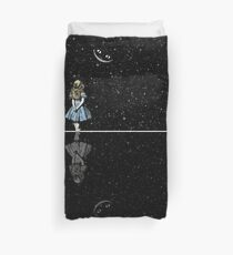 Alice In Wonderland Starry Night Duvet Cover