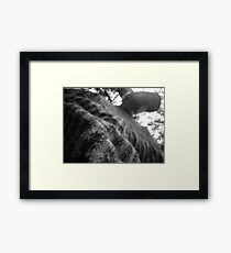 Form - The man i love, forever. Framed Print
