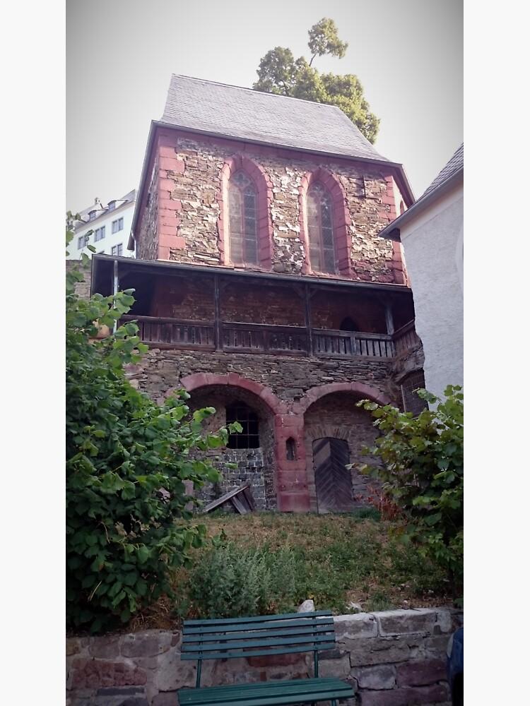 Kapelle in Stolberg / Harz von Gourmetkater