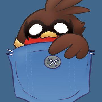 Go!Robins! - Pocket Hero by yolinart