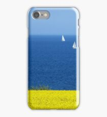 Spring at the Baltic Sea iPhone Case/Skin