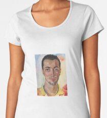 The Sad Man Women's Premium T-Shirt