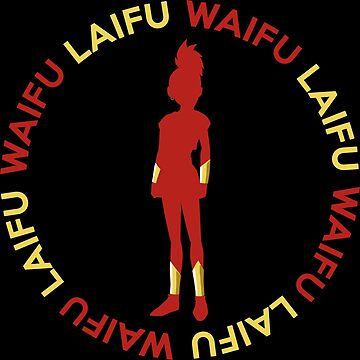 Waifu Laifu Anime Inspired Shirt by JaneFlame