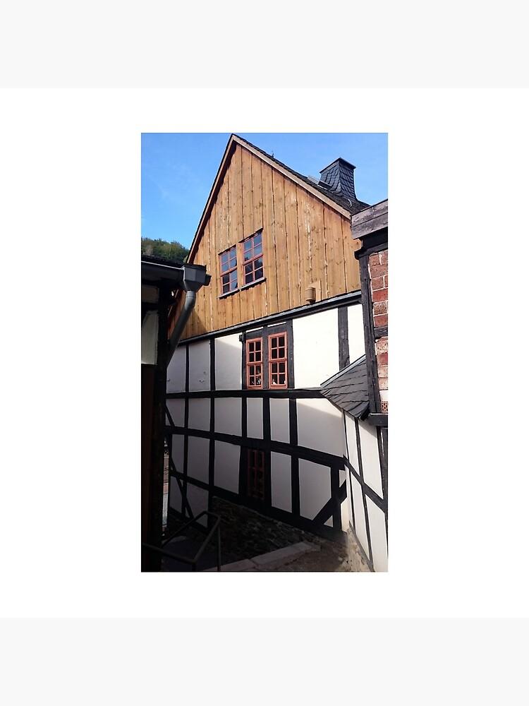 Fachwerkhaus in Stolberg / Harz von Gourmetkater