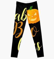 faboolous halloween Leggings