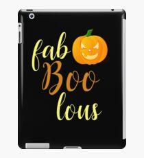 faboolous halloween iPad-Hülle & Klebefolie