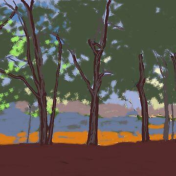 Tree by NYWA-ART