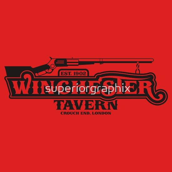 TShirtGifter presents: Winchester Tavern
