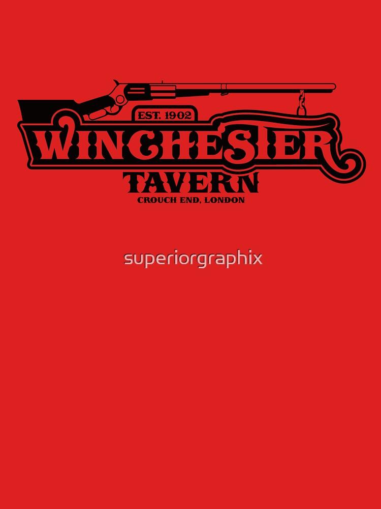 Winchester Tavern von superiorgraphix