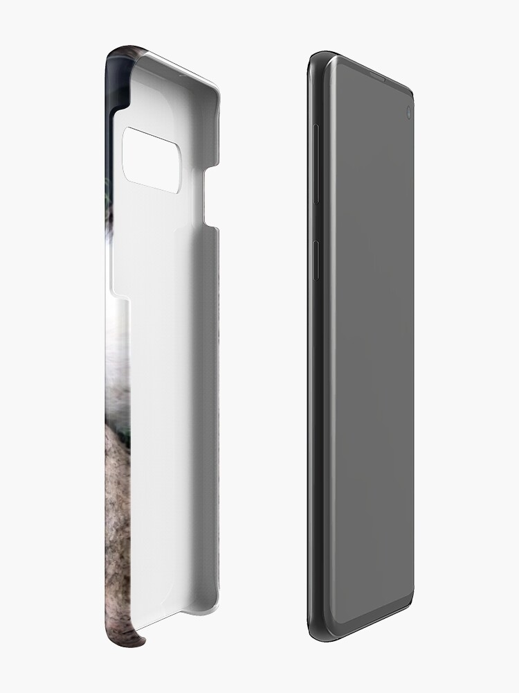 Alternative Ansicht von Timmi macht ein Nickerchen Hülle & Klebefolie für Samsung Galaxy
