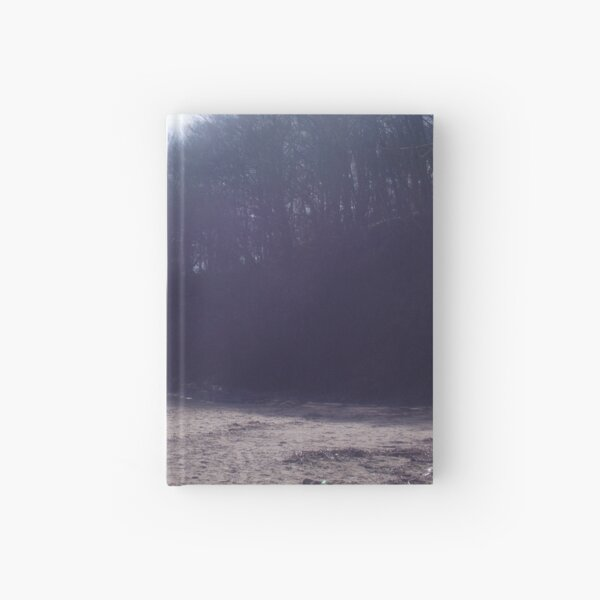 Llansteffan Beach Hardcover Journal