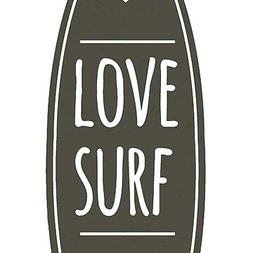 Love Surf by LaPetiteBelette
