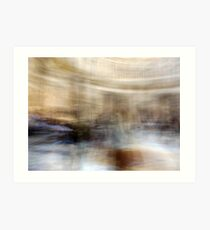 Photography - Stendhal syndrome Art Print