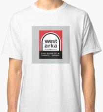 004 | West Arka Matchbook Classic T-Shirt