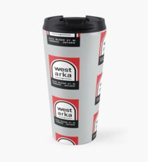 004 | West Arka Matchbook Travel Mug