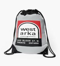 004 | West Arka Matchbook Drawstring Bag