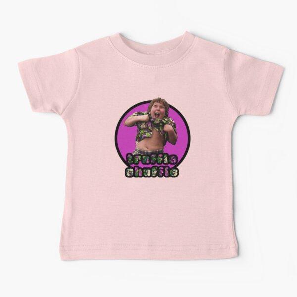 The Goonies - Chunk - Truffle Shuffle Baby T-Shirt