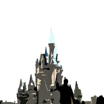 The Magic Castle by Disnerdland