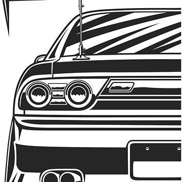 180sx / 200sx / 240sx Silvia S13 by OlegMarkaryan