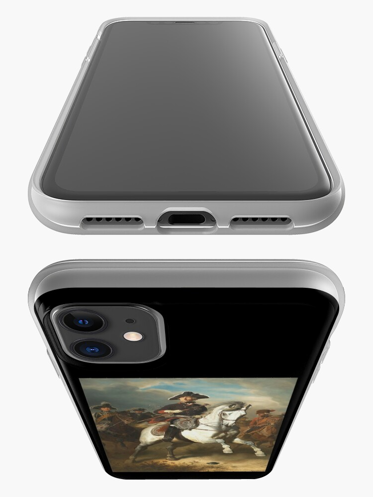 Alternate view of Frederick the Great with his Generals iPhone Case & Cover