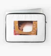 Cheese Onion Cat Laptop Sleeve