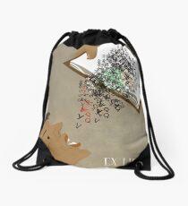 EX LIBRIS Drawstring Bag