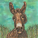 Little Brown Donkey by lottibrown