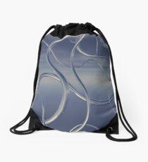 Entwined Drawstring Bag