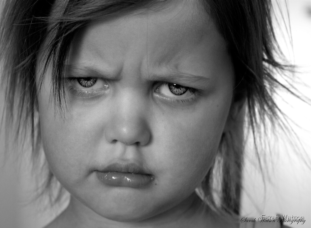 Not happy jan! by Sarah Watson