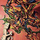 Street Artist by fallenrosemedia