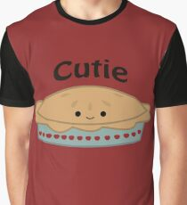 Kawaii Süsse Torte Grafik T-Shirt