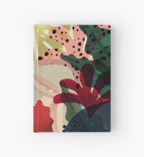Relaxed In Jungle Hardcover Journal