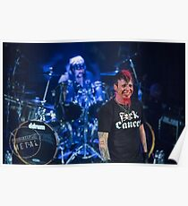 Chad Grey - Hellyeah Poster