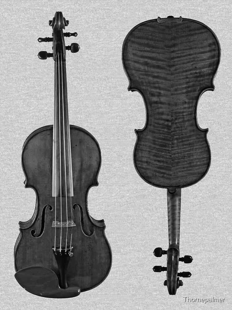 Violin by Thornepalmer