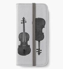 Violin iPhone Wallet/Case/Skin