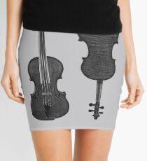 Violin Mini Skirt