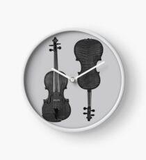 Violin Clock